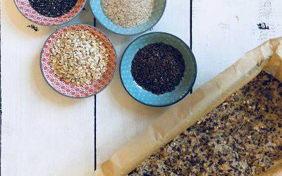 Rezept: Glutenfreies Brot aus Samen und Nüssen