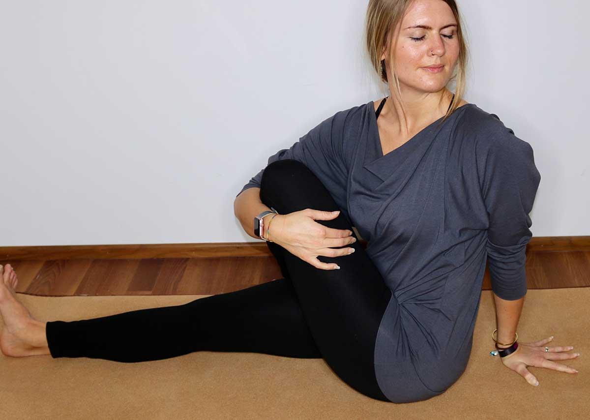 Mit Yoga zum Hormongleichgewicht 1