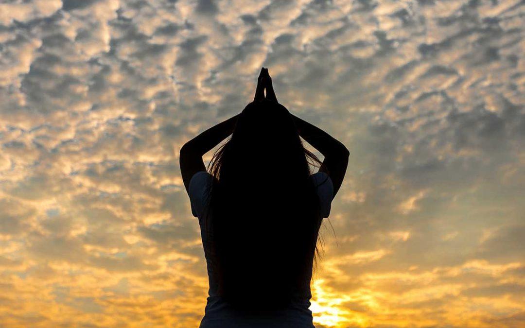 Mit Yoga zum Hormongleichgewicht
