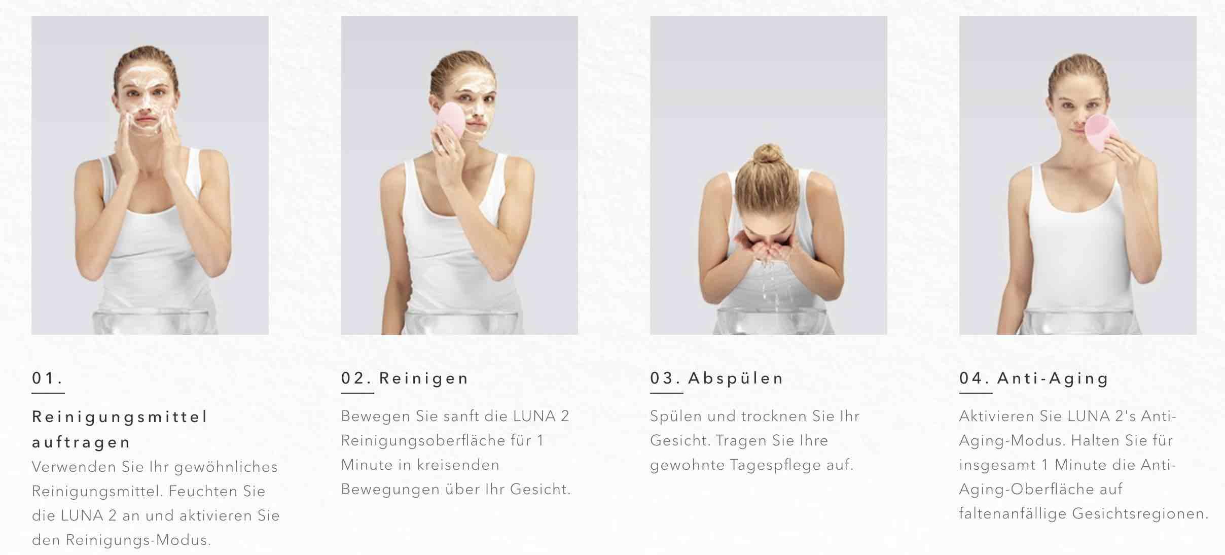 Gesichtsreinigungsbürsten: Was sind die Vor - und Nachteile? 2